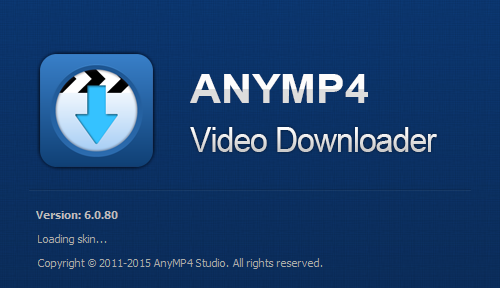 AnyMP4 Video Downloader 6.1.12