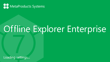 MetaProducts Offline Explorer 7.6.4630 RePack