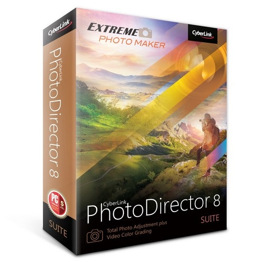 CyberLink PhotoDirector Suite 8.0.2031.0 + Rus