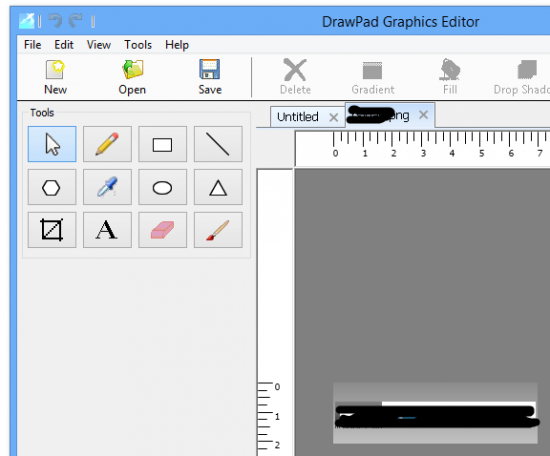 DrawPad Graphic Editor 2.37