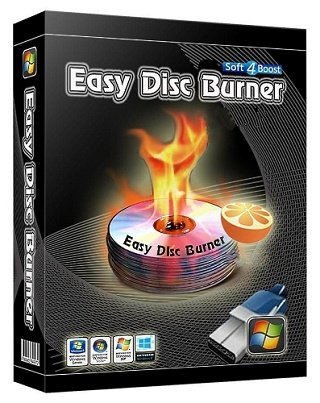 Boost Easy Disc Burner 5.0.5.479
