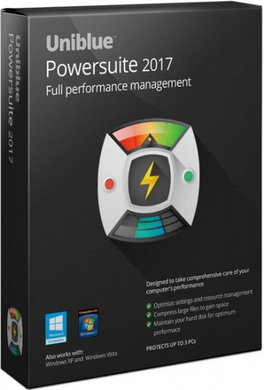 Uniblue PowerSuite 2017 4.5.1.0