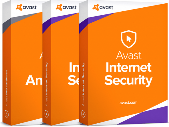 Avast! 2017 Pro Antivirus / Internet Security / Premier 17.3.3442.0