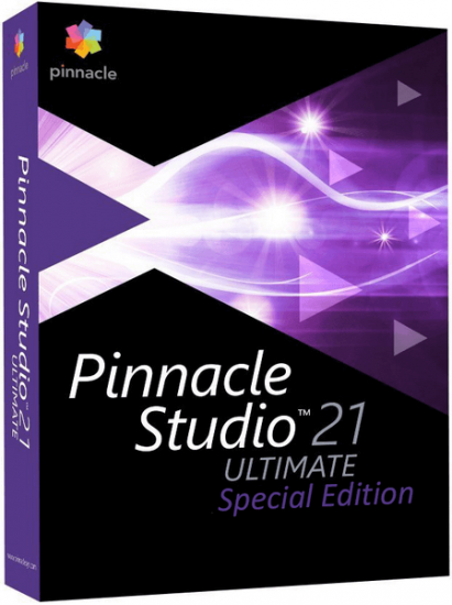 Pinnacle Studio Ultimate 21.1.0.132 Special Edition + Bonus/Standard Content + Premium Packs
