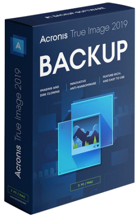 Acronis True Image 2019 Build 14110 (23.3.1.14110) + Bootable ISO