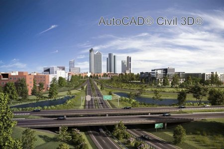 AutoCAD Civil 3D 2019.1