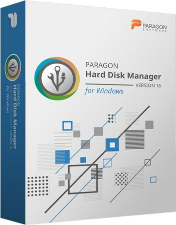 Paragon Hard Disk Manager 16.23.1 WinPE Edition / Advanced 16.23.1