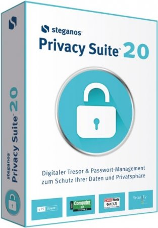 Steganos Privacy Suite 20.0.6 Rev 12432