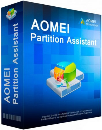 AOMEI Partition Assistant Professional - Technician - Unlimited - Server 7.5.1 + Repack