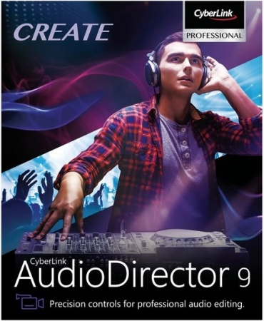 CyberLink AudioDirector Ultra 9.0.2217.0 + Rus