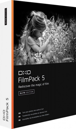 DxO FilmPack Elite 5.5.6 Build 533 x64 RePack