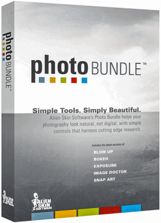 Alien Skin Software Photo Bundle Collection 12.2018