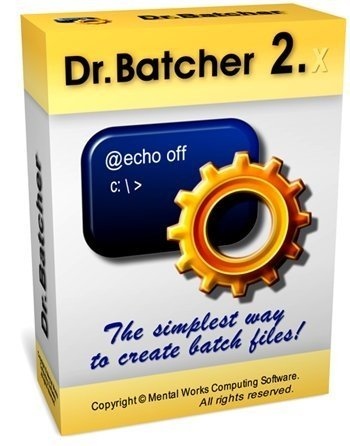 Dr.Batcher Business Edition 2.2.2
