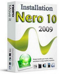 Ahead Nero Lite 10.0.11000 Fixed (x86/x64) + Crack