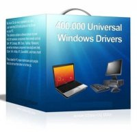 400 000 Universal Windows Drivers for Notebooks and PC (2010)