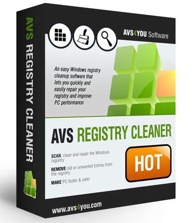 AVS Registry Cleaner 3.0.2.271