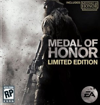 Medal of Honor Limited Edition 2010 100% Türkcə Dil Paketi