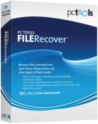 PC Tools File Recover 9.0.1.221