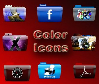 Color-Icons Pack