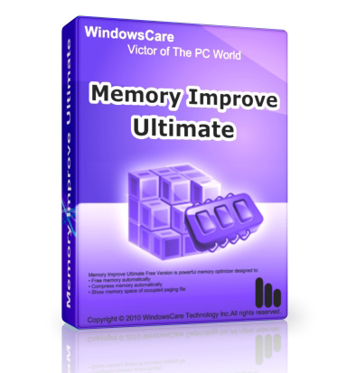 WindowsCare Memory Improve Ultimate 5.2.1.302