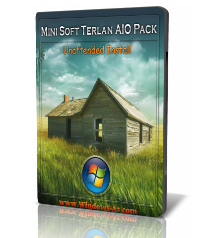 Mini Soft Terlan AIO Pack