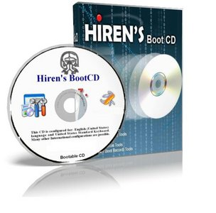 Hiren's BootCD 13.0 Rebuild With KAV (Added Kaspersky Rescue Disk 10.0.23.29)