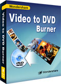 Wondershare Video to DVD Burner 2.5.8 Portable