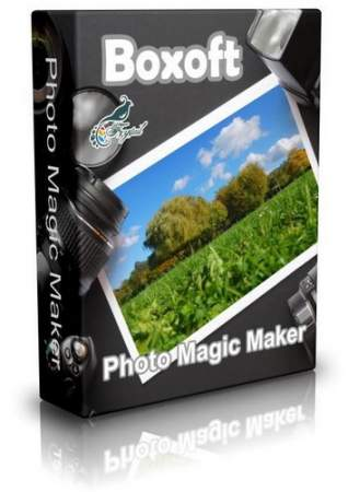 Boxoft Photo Magic Maker 1.3.0.0 Portable