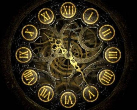 Mechanical Clock 3D Screensaver  v1.0
