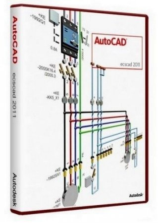 Autodesk AutoCAD Electrical 2011 SP1 (x86/x64)