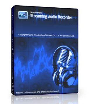 Wondershare Streaming Audio Recorder 2.2.2 Final