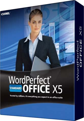 Corel WordPerfect Office X6 v.16.0.0.427 SP2