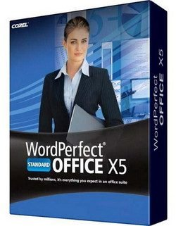 Corel WordPerfect Office Suite X5 15.0.0.431