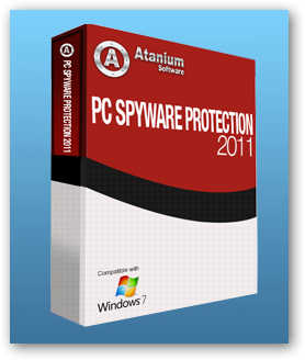 Atanium PC Spyware Protection 2011 1.0.648.9935