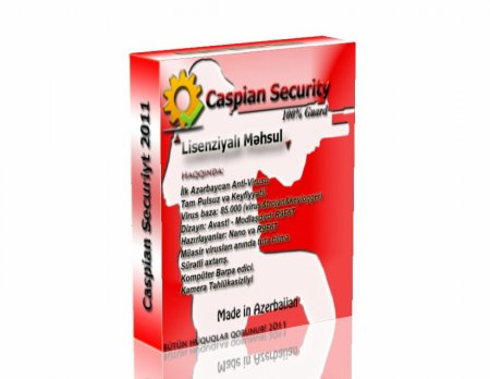 Caspian Security 2011