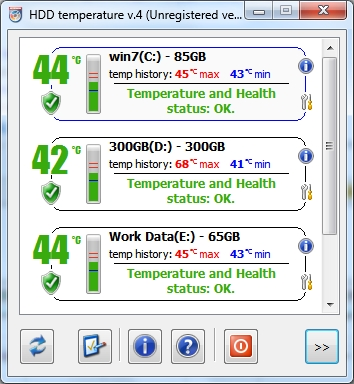 HDD Temperature 4.0.25