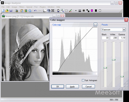 Image Analyzer 1.33
