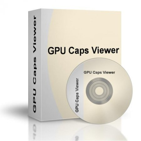 GPU Caps Viewer v1.25 + Portable
