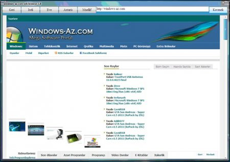 """Windows-Az.com"" Veb Brauzer 1.0"