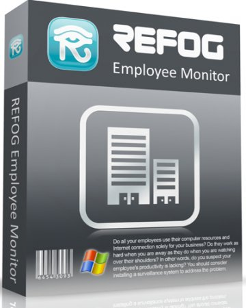 Refog Employee Monitor 6.0.4.1014