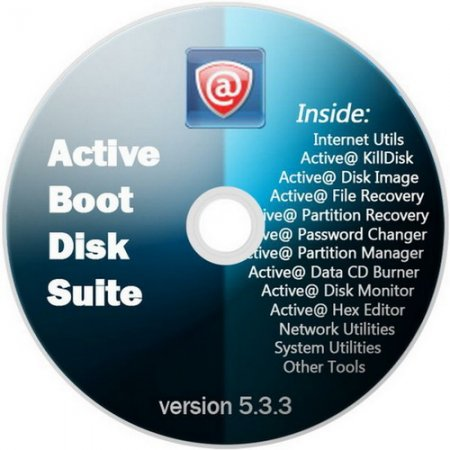 LSoft Active@ Boot Disk Suite 5.3.3 (2011)