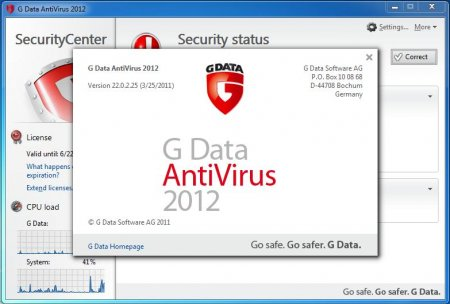 G Data InternetSecurity 2013 23.0.4.0 Final