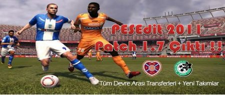 PES EDİT PATCH v1.7 - LİCENSE PATCH