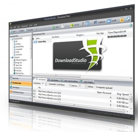 Conceiva DownloadStudio 6.0.11.0