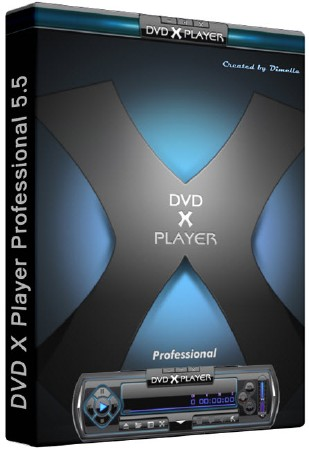 DVD X Player Professional 5.5.3.9   lic