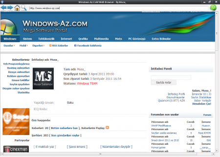 www.Windows-Az.Com WeB Browser (By:Musa_)