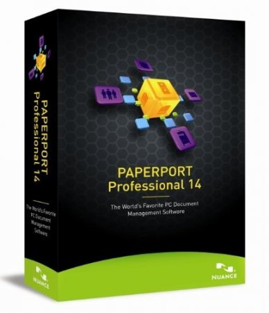 Nuance PaperPort Professional 14.0.11413.1310
