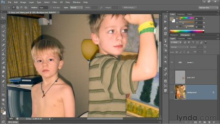 Photoshop cs6 videodərs Intermediate ( lynda.com )