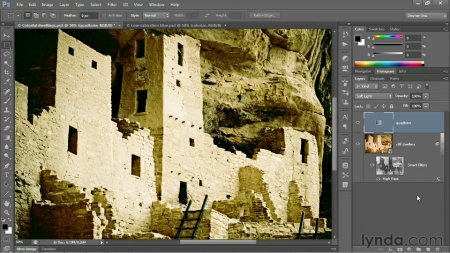 Photoshop cs6 videodərs  Advanced ( lynda.com )