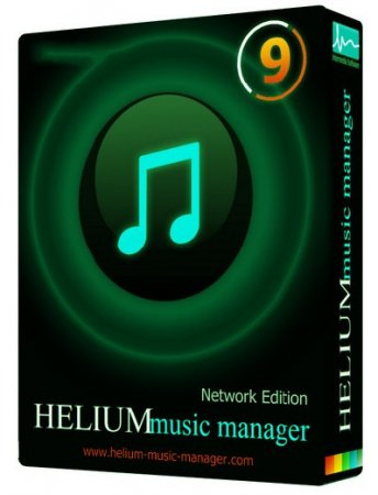 Helium Music Manager 9.5 Build 11840 Premium Edition